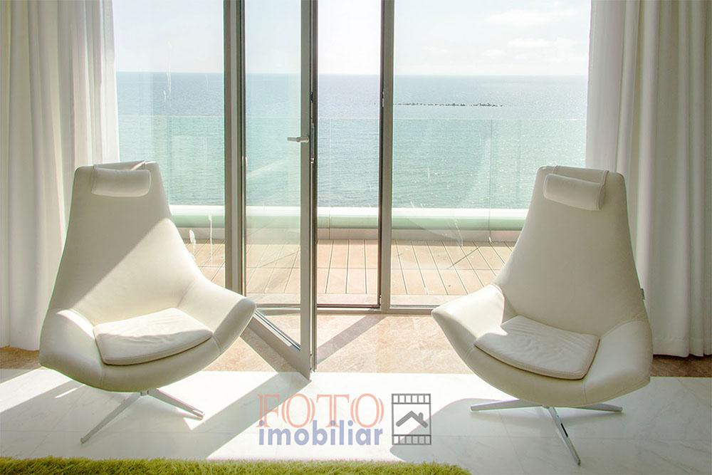 Apartament pe plajă în Mamaia